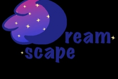 Moon and cloud for Dreamscape video game co.