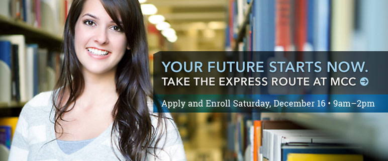 Enroll on Super Saturday December 16