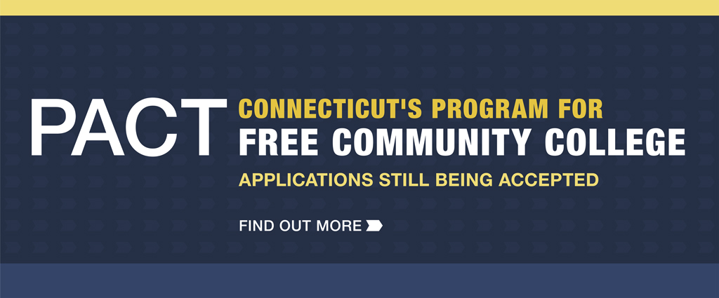 PACT: Connecticut's program for free community college.