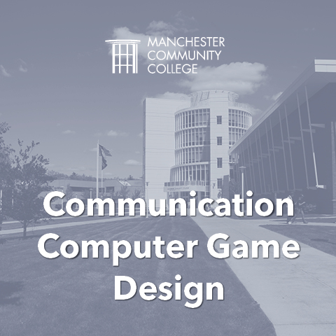 Communication/Computer Game Design commencement message
