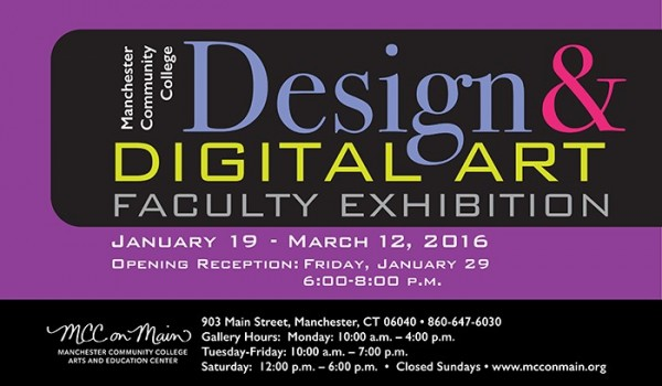 Design Faculty Show 2016