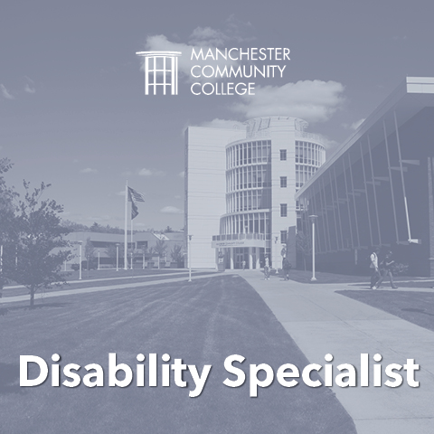 Disability Specialist commencement message
