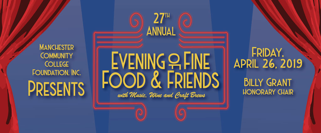 MCC Foundation presents Evening of Fine Food and Friends on Friday, April 26.