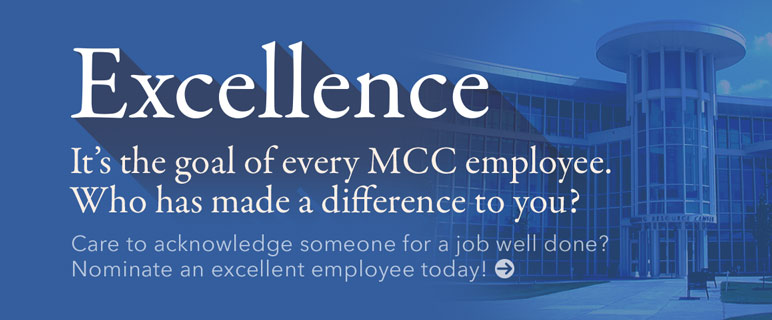 Nominate an employee for excellence