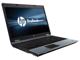 Image of a HP ProBook 6550b.