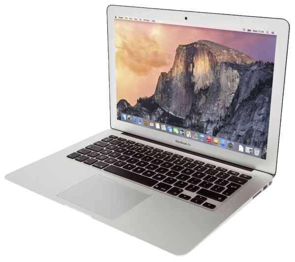 Image of a Mac Book Air.