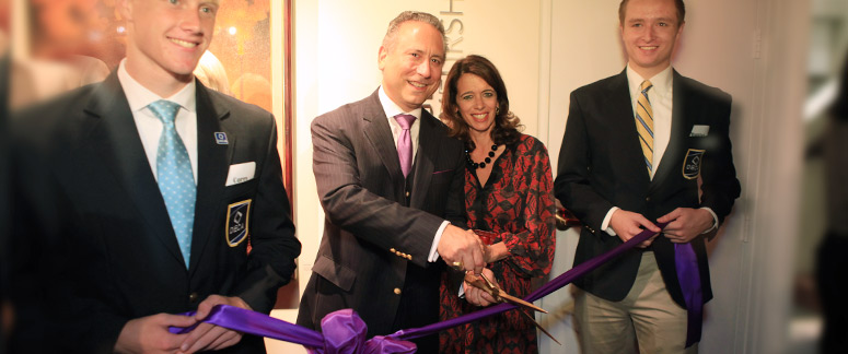 Viscogliosi-Ribbon-Cutting