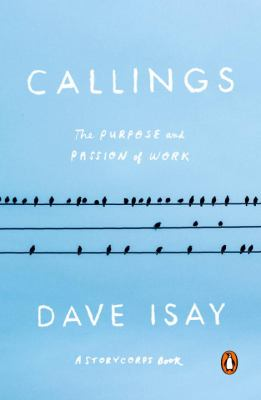 Book cover of Callings by David Isay