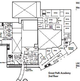 manchester community college campus map About Great Path Academy Manchester Community College manchester community college campus map