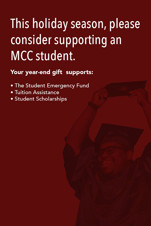 MCC Foundation online donation page