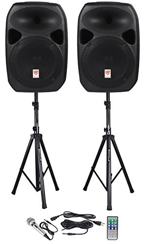 Image of a PA Sound System, Rockville Power GIG RPG 122K