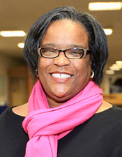 Headshot of Tuesday Cooper, Interim Dean of Academic Affairs